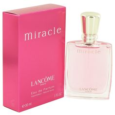 Miracle Perfume By Lancome EDP Spray 1 Oz (30 Ml) For Women