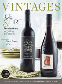 LCBO Wine Picks from August 6, 2016 VINTAGES Release