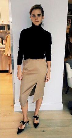 Adorable Emma Watson Street Style 108