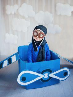 cardboard-box-plane-pilot