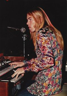 Gregg Allman at The Warehouse