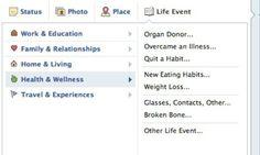 Facebook anuncia ferramenta de doação de órgãos para timeline dos usuários