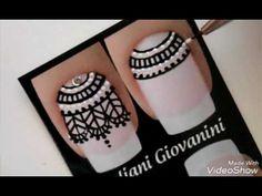 Unhas decoradas - YouTube Chanel, Youtube, Nail Art, Nails, Art Ideas, Short Nails Art, Edgy Nail Art, Minimalist Nails, Nail Bling