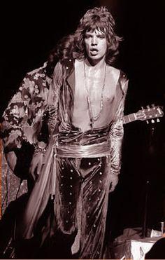 Jagger -- Hey! I had my hair cut just like that in 1971.  So did my boyfriend, same style, but much longer.  LTM