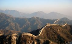 The Great Wall of China was built by several dynasties over two thousand years to protect the sedentary agricultural regions of the Chinese interior from incursions by nomadic pastoralists of the northern steppes