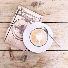 #coffee & #book
