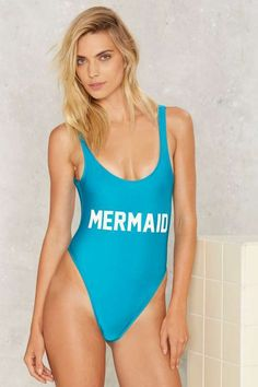 Private Party Mermaid Swimsuit