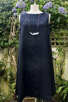 Merchant and Mills – Trapeze Dress | Sew Made Up