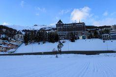St. Moritz, Engadine, Switzerland
