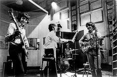 The Beatles at EMI studios, 1967