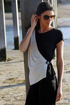 Elisa Cortés-Colección Elisa Cortés One Shoulder, Blouse, Tops, Women, Fashion, Vestidos, Dressmaking, Spring Summer, Suits
