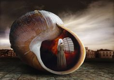 A home by Ben Goossens on 500px - Surrealism