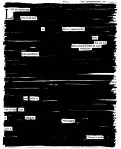 Visual and Found Poetry Graphic Design Brochure, Graphic Design Illustration, Book Design, Layout Design, Typo Design, Ui Design, Zine, Found Poetry, Blackout Poetry