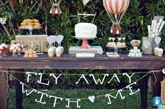 Love love love this idea!  It is so cute and lots of the ideas could be used for parties even with a diff theme...