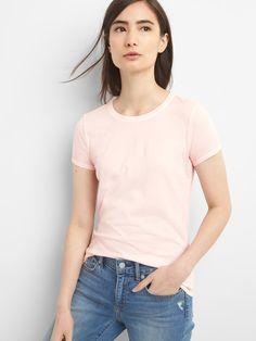 Short Sleeve Vintage Crewneck T-Shirt | Gap