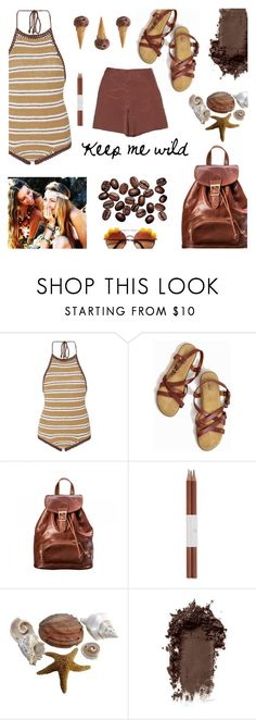 """""""Keep me wild"""" by alongcametwiggy ❤ liked on Polyvore featuring SHE MADE ME, Maxwell Scott Bags, Faber-Castell and Vanessa Bruno"""