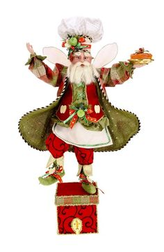 Mark Roberts 'Apple Cinnamon Fairy' Stocking Holder available at #Nordstrom