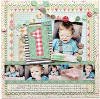 A Project by amyheller from our Scrapbooking Gallery originally submitted 01/30/12 at 01:11 PM