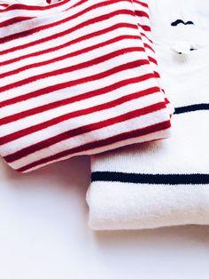 Striped clothes - by bonitavb