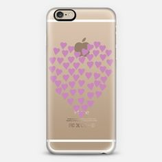#hearts #heart #love #dark #pink #transparent #iPhone #phone #case #phonecase #casetify #projectm **$10 off when you use the code 5UUFAR**