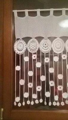 Crochet Wall Art, Crochet Diy, Crochet Motifs, Crochet Amigurumi, Love Crochet, Filet Crochet, Crochet Flowers, Crochet Patterns, Beau Crochet