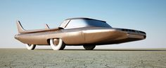1958 Ford Nucleon