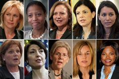The Daily Beast's 10 Women to Watch in Politics - including our Kirsten Gillibrand, Elizabeth Warren, Tulsi Gabbard, and Val Demings