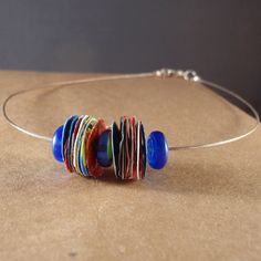 ** Jewelry Made From Recycled Plastic Grocery Bags @createmyworld