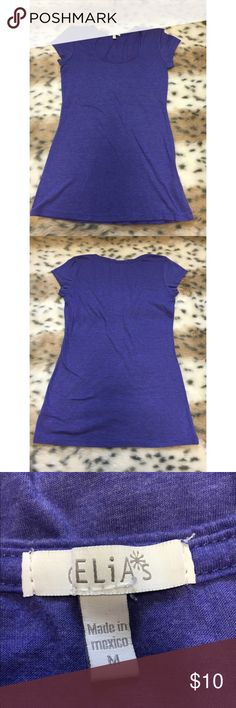 Delia's Purple Crewneck Top Perfect condition! Never worn. Size medium. Delia's Tops