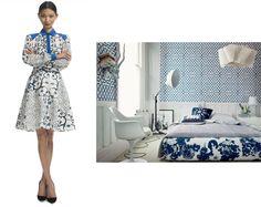 M'ODA 'OPERANDI - Peter Som Resort 2013 and House Beautiful