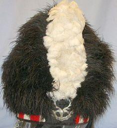 "Bonnet d'ourson dei "" Seaforth Highlanders"""
