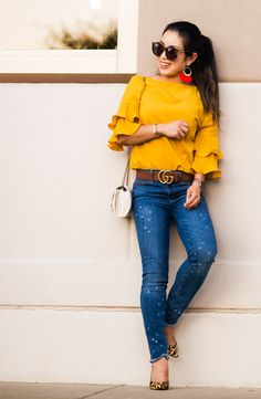 How to wear fall fashion outfits with casual style trends Spring Outfits, Trendy Outfits, Cute Outfits, Loft Outfits, Blazer Fashion, Fashion Outfits, Womens Fashion, Fashion 2017, Fashion Hacks