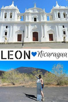 Travel photography from Nicaragua's most liberal city, Leon.