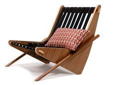 boomerang chair by richard neutra 01