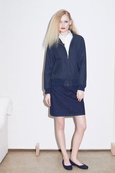 A.P.C. | Fall 2014 Ready-to-Wear Collection | Style.com