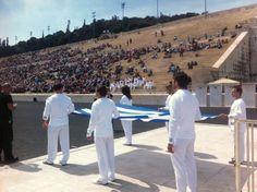 Aναβίωση Ολυμπιακών Αγώνων Καλλιμάρμαρο 2013