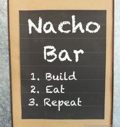 Nacho Bar Ideas – A Tasty Game Day Party Buffet – Moms & Munchkins Nacho Bar Ideas – A Tasty Game Day Party Buffet – Moms & Munchkins,Graduation party Nacho Bar Ideas – A. Nacho Bar Party, Taco Party, Party Food Bars, Party Food Buffet, Hot Dog Bar, 80s Party Foods, Chili Nachos, Tortilla Bake, Dessert Nachos