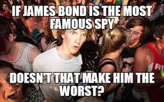 A Sudden Clarity Clarence meme. Caption your own images or memes with our Meme Generator. Percy Jackson, Michael Jackson, Sudden Clarity Clarence, Mind Blowing Thoughts, Mind Blowing Quotes, Oncle Rick, Hymen, Rhapsody In Blue, Out Of Touch