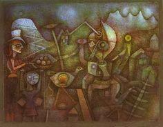 Paul Klee   Historia das Artes