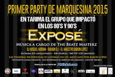 Primer Party de Marquesina 2015 #sondeaquipr #partymarquesina #embassysuites #doradodelmarbeachresort #dorado