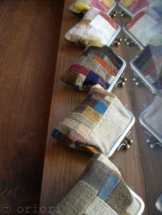 宮本佳織里 布を愛でる : 届けられたもの OriOri 2009
