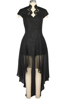 Gothic dress    Chic Star