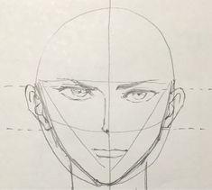 【顔の描き方】イラスト初心者ほど一気に上達する【絵の練習法】絵師になりたい人は見て‼ | 画力ゼロからはじめるイラスト漫画生活