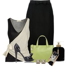 Office Attire by high-uintas on Polyvore