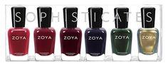 Zoya Fall 2017, Zoya, Fall 2017 collection, nail polish, nail polish collection, zoya nail polish, 10 free formula, zoya sophisticates, zoya nail polish, zoya swatches, swatches,