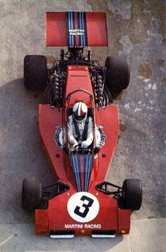 Chris Amon • Tecno PA 123B