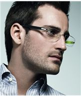 "Lindberg X 3024 - Eyeglasses ---- These are a lot ""older""  Like maybe when you're 40 kinda older."
