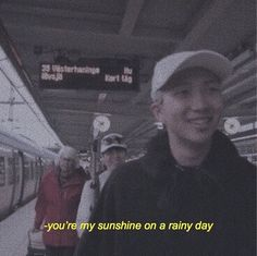 and to you, thank you for these past few months my days have become much more enjoyable and the sun shines brighter or maybe it's you who pretend to be the sun Bts Lyrics Quotes, Bts Qoutes, Bts Angst, Mood Quotes, Life Quotes, Reality Quotes, Bts Texts, Frases Tumblr, Caption Quotes