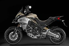 Ducati Multistrada 1200 Enduro Goes Pro with Parts & BNG