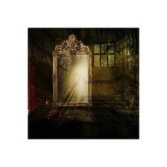 The Secret Garden ❤ liked on Polyvore featuring backgrounds, pics, fantasy, mirror and pictures